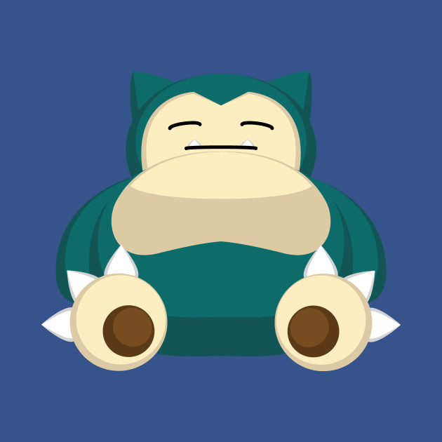 Snorlax Tooniefied