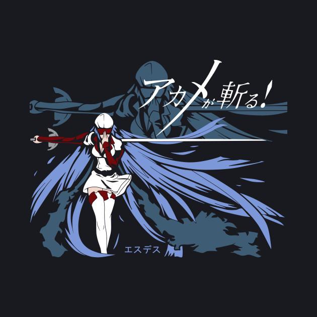 Akame Ga Kill (Esdeath)