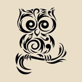 Owl Tattoo T Shirts Teepublic