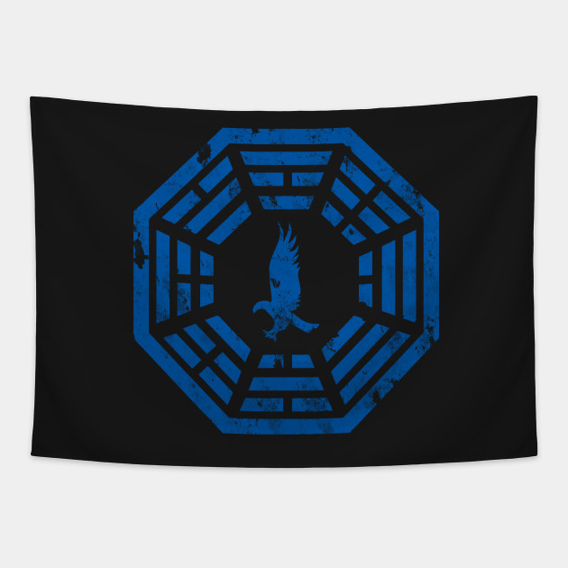 The Eagle (Blue)