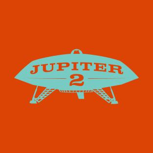Jupiter 2 t-shirts