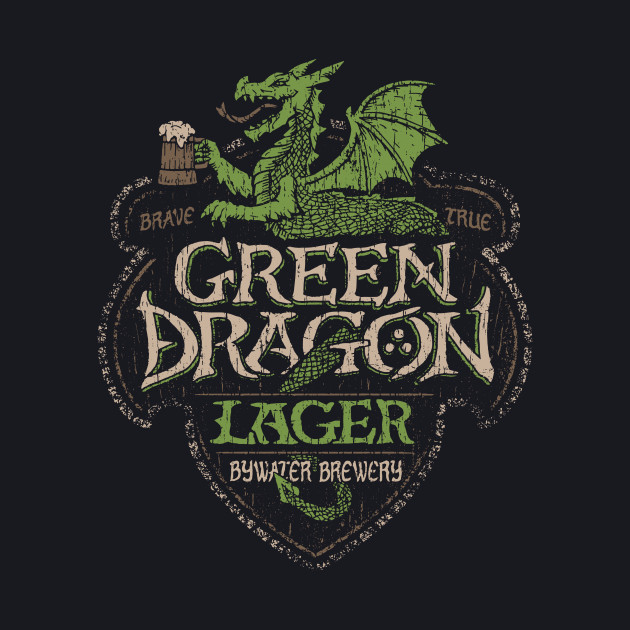 Green Dragon Lager