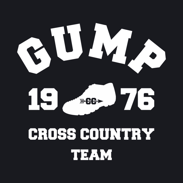Forrest Gump - Cross Country Team