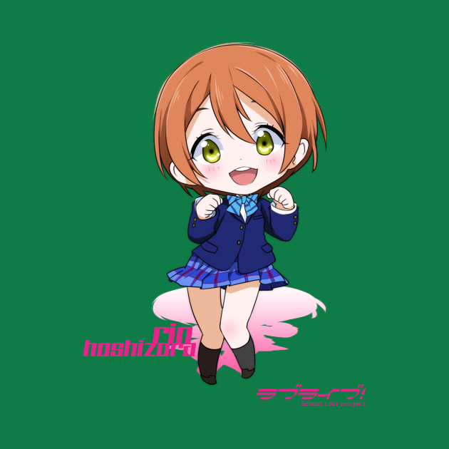 Rin Hoshizora - Love Live!