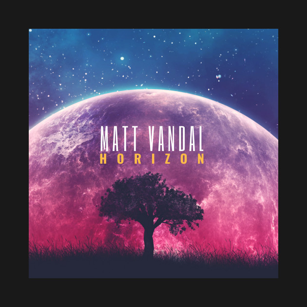 Matt Vandal Horizon Album Cover