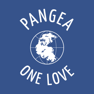 Pangea: One Love t-shirts