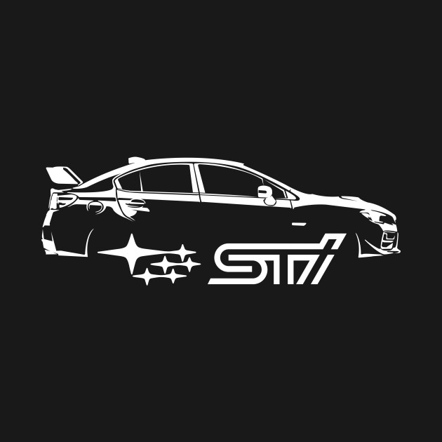 Subaru Forester 2015 >> Subaru WRX STI 2015 Vintage - Subaru Impreza - T-Shirt   TeePublic