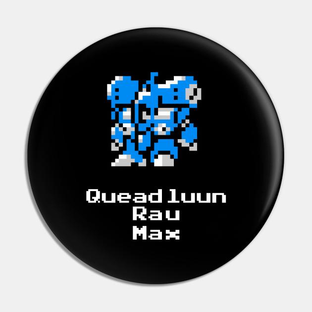8bit DYRL Queadluun Rau - Max