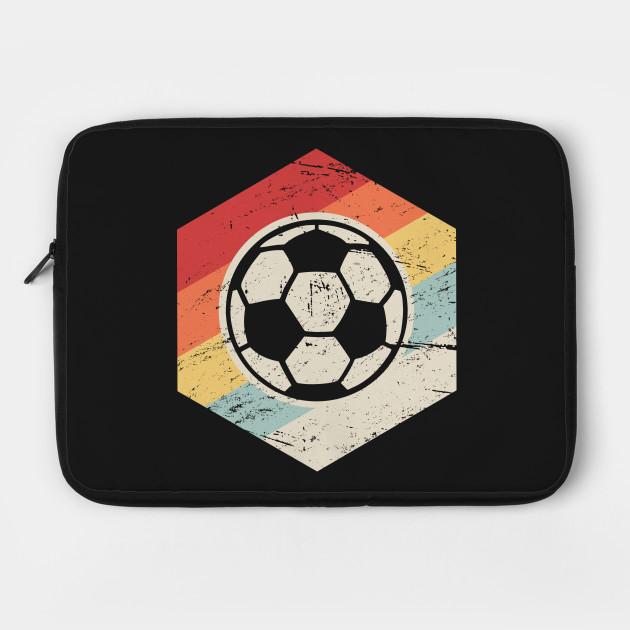 Retro 70s Soccer Coach Icon