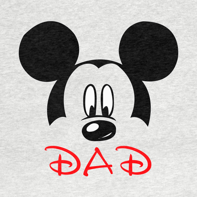 Mickey Mouse Dad Vacation Tee Disney