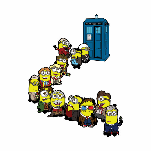 Doctor Minion Line Up