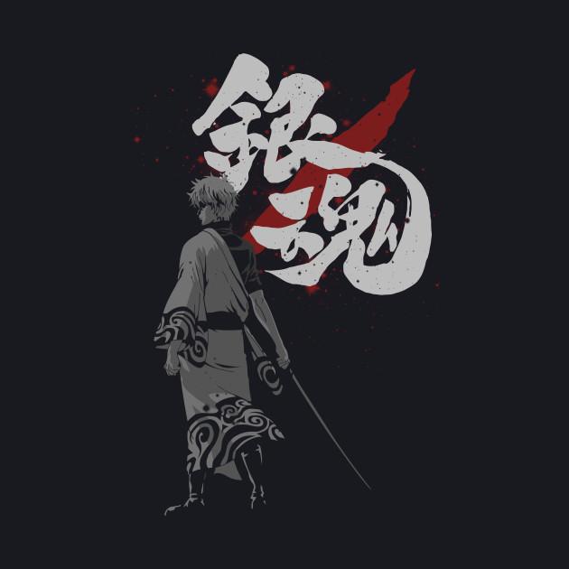 Sakata Gintoki - Gintama Anime