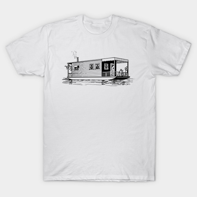 Exclusive Houseboat T-Shirt