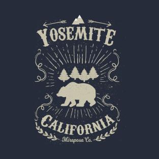 c2842eade Yosemite National Park T-Shirts | TeePublic