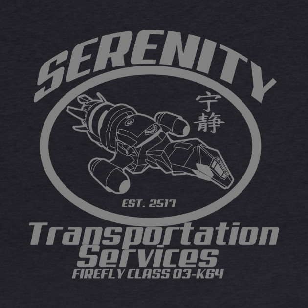 Serenity transportation services