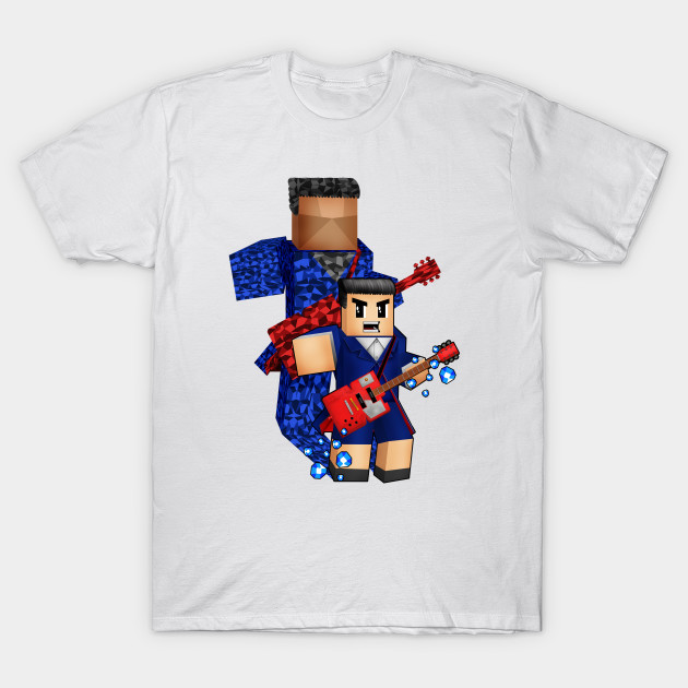 8bit boy with 12th doctor shadow T-Shirt-TOZ