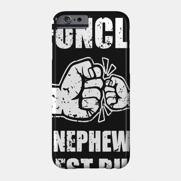 1347ba7c Mens Funcle Definition a Nephew's Best Bud - Funny Uncle Shirt Phone Case