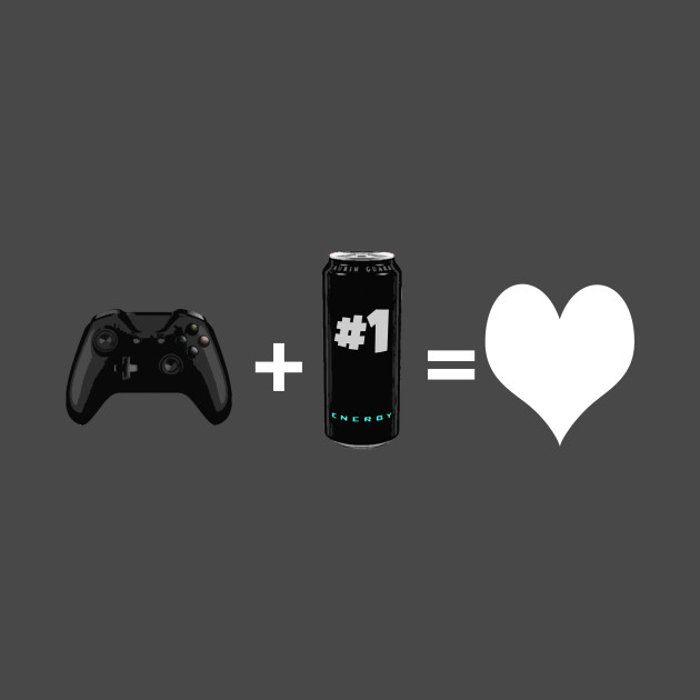 Xbox One and Energy Drinks are Real Gaming