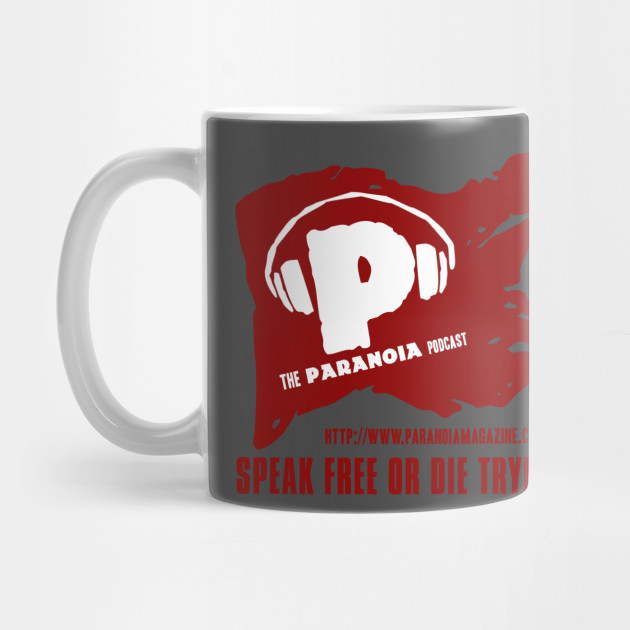 The PARANOIA Podcast - Banner