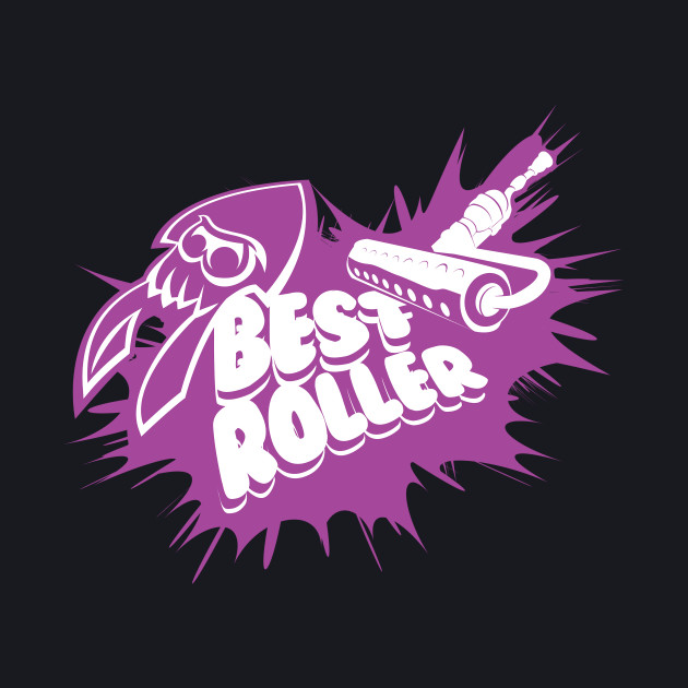 BEST INKLING: ROLLER (SPLATOON)
