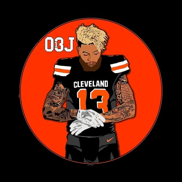 Odell Beckham Jr - OBJ