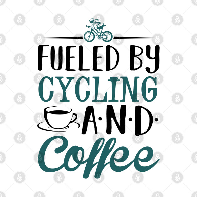 Fueled by Cycling and Coffee