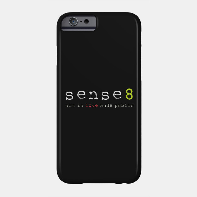 Sense8 - Art is love made public