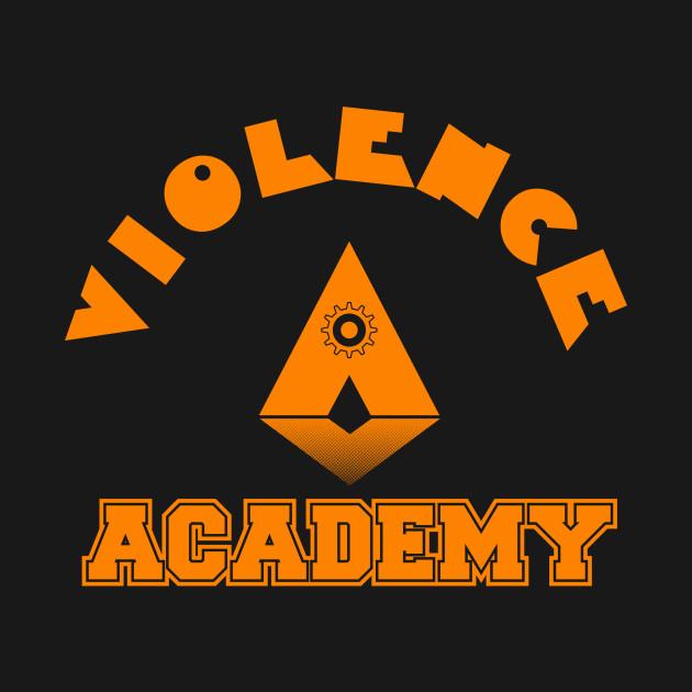 Violence Academy T-Shirt