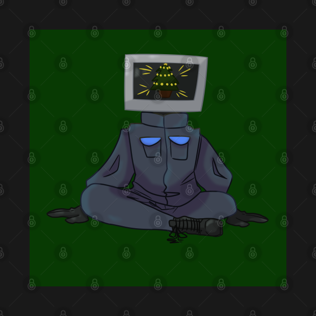 Virginia TV Head Cryptid