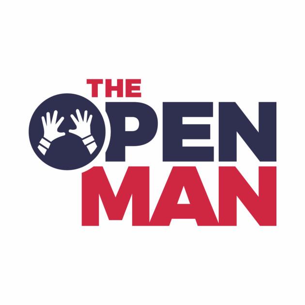 The Open Man Logo