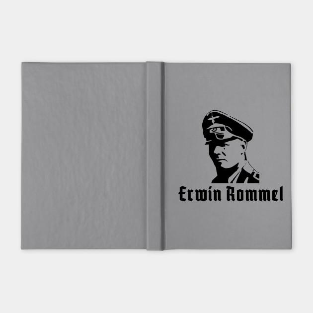 Erwin Rommel stencil