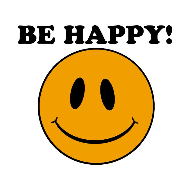 Smiley Face.... Be Happy!!