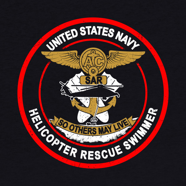 USN Rescue Swimmer - So Others May Live