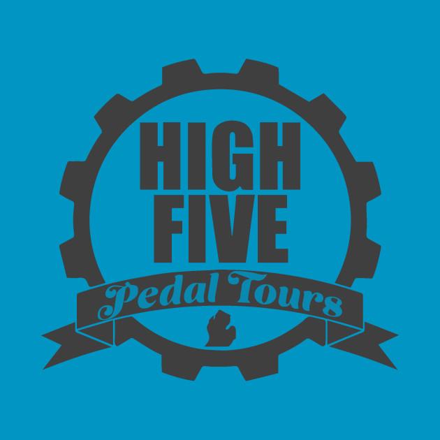 High Five - Grey Logo