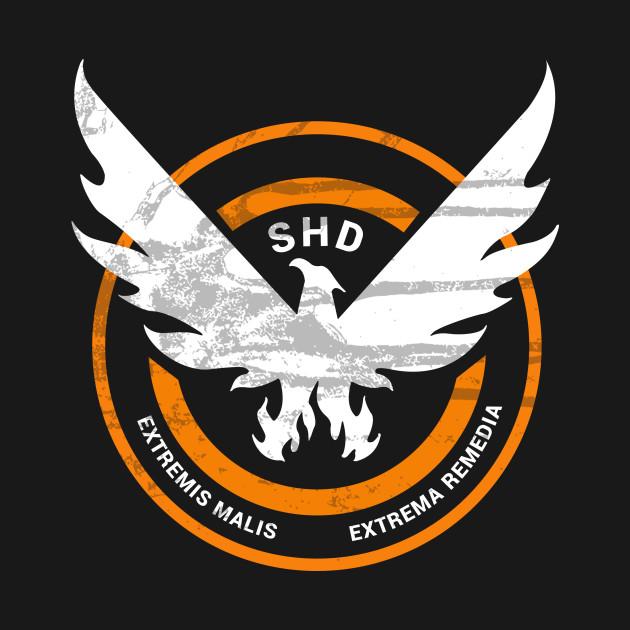 The Division SHD Grunge Logo 1
