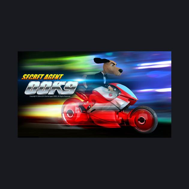 "Spy Dog Detective ""Secret Agent 00K9"" 3D Animated TV Series / Feature Film Project"