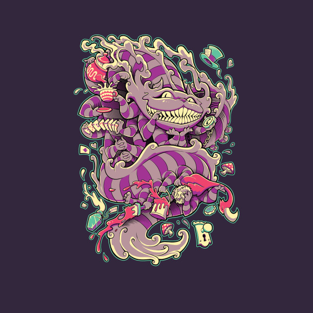 Cheshire Dragon