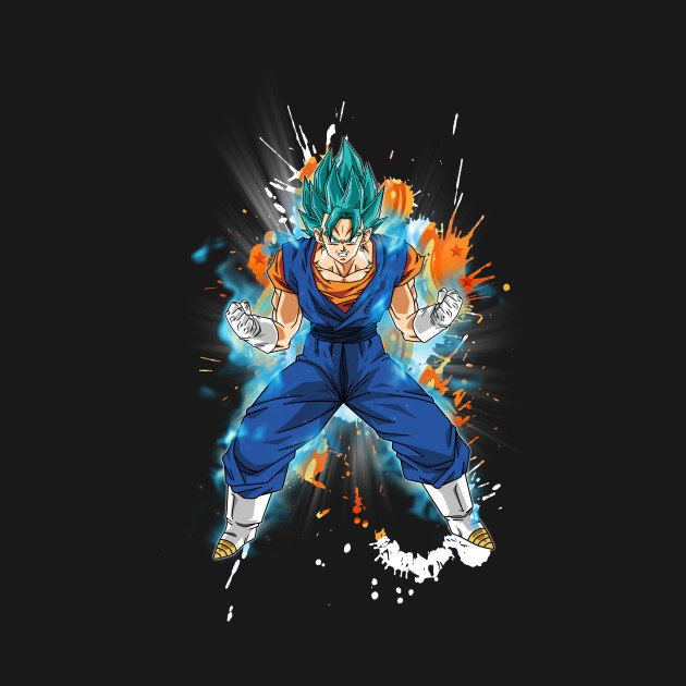 Vegeto Super Saiyan Blue