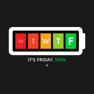 a11e800fad6 My Friday tee! T-Shirt. by Paagal