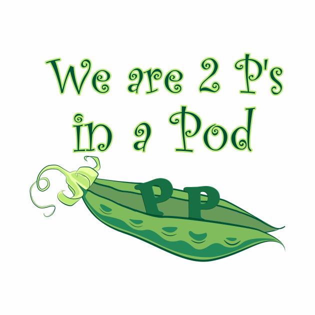 Cute 2 P's in a Pod