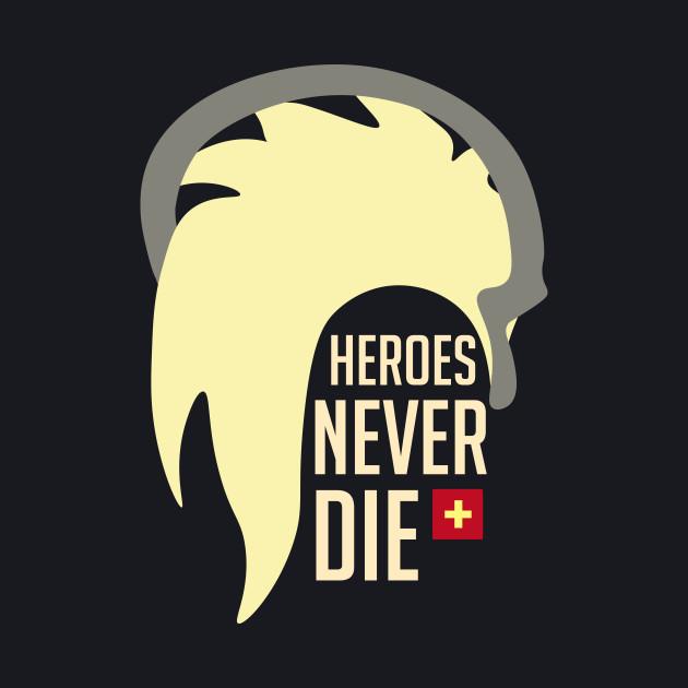 Mercy - Heroes Never Die