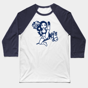 2a2a51b4506 Dallas Cowboys Baseball T-Shirts | TeePublic