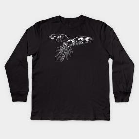 71c048a63 Parrot Kids Long Sleeve T-Shirts | TeePublic