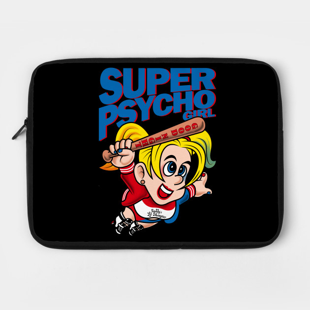 Super Psycho Girl