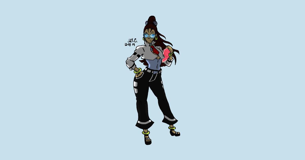 Chibi character - Chibi Style - Sticker | TeePublic AU