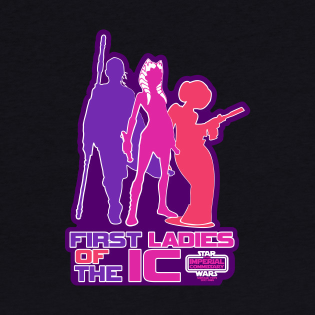 First Ladies of the IC
