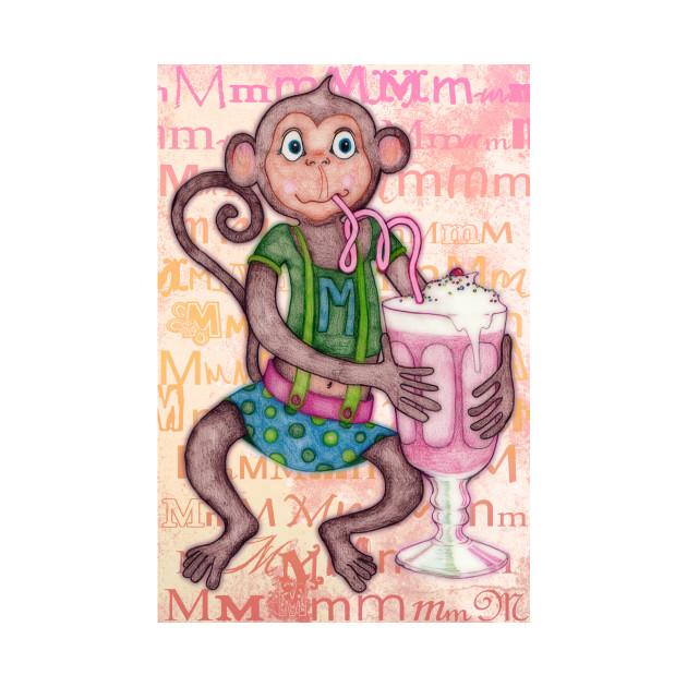 Monkey's Milkshake - mmmm!