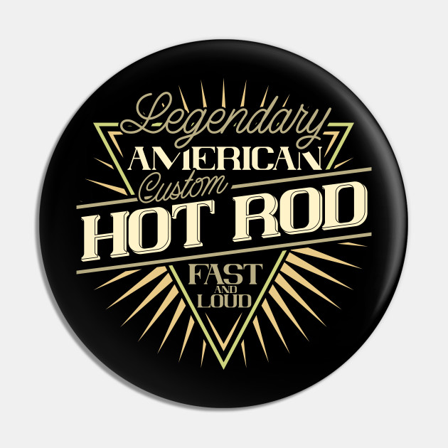 Legendary American Hot Rod