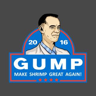 Make Shrimp Great Again! t-shirts