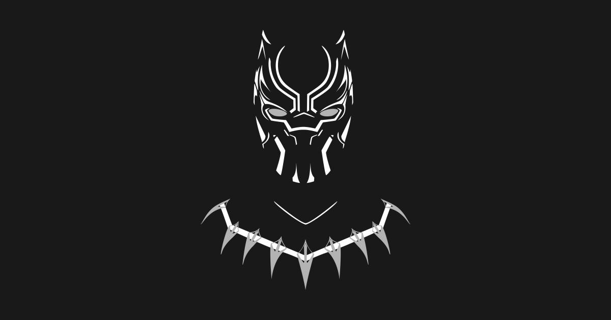 black panther - Black Panther - T-Shirt | TeePublic